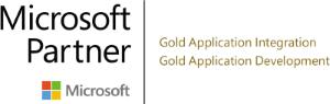 Badge Microsoft Gold Partner