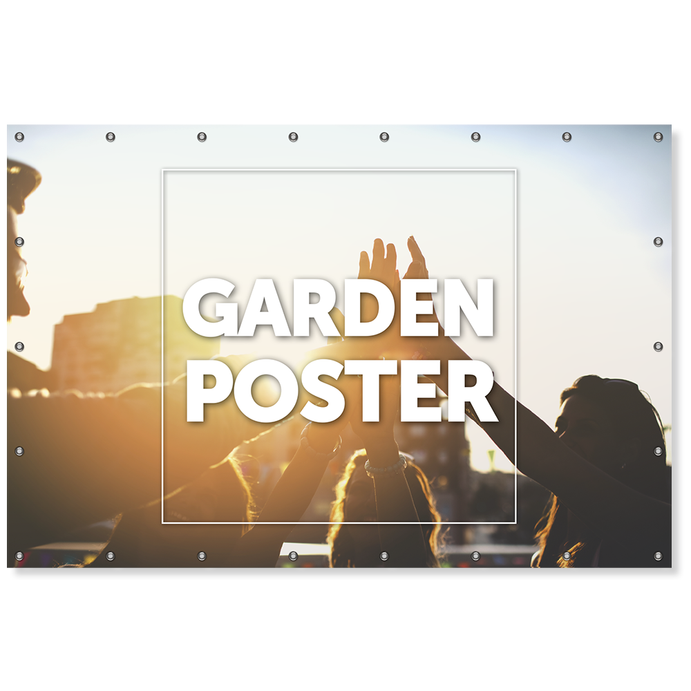 garden posters